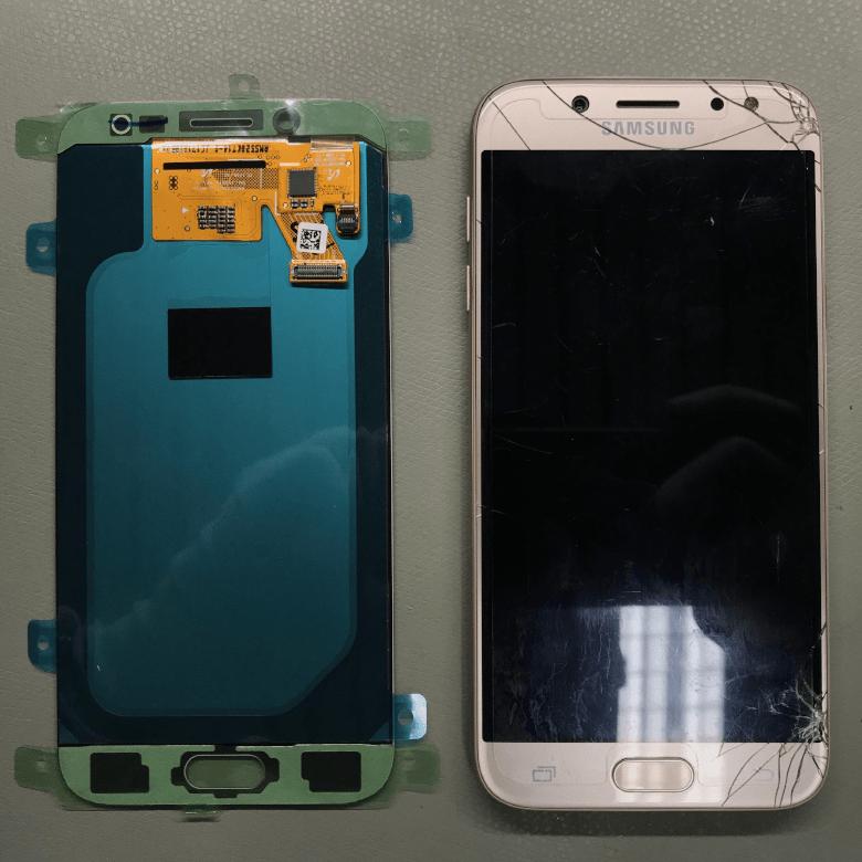 Samsung - J5 - Displayschaden