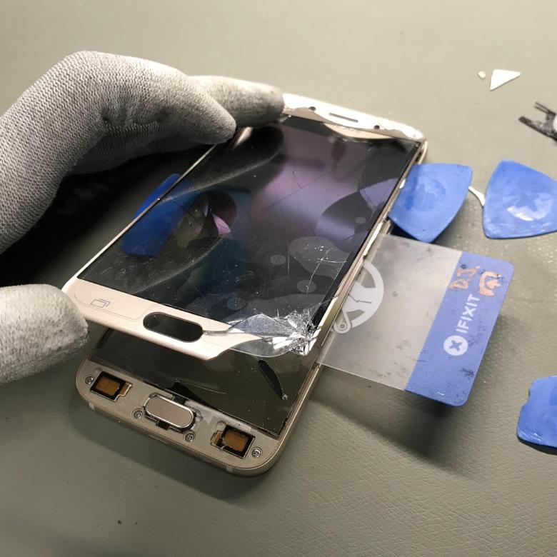 Samsung - J5 - Display reparatur