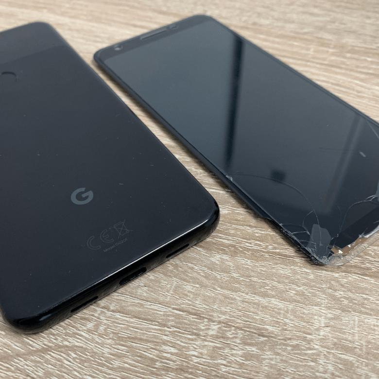 Google Pixel 3a Display Bruch