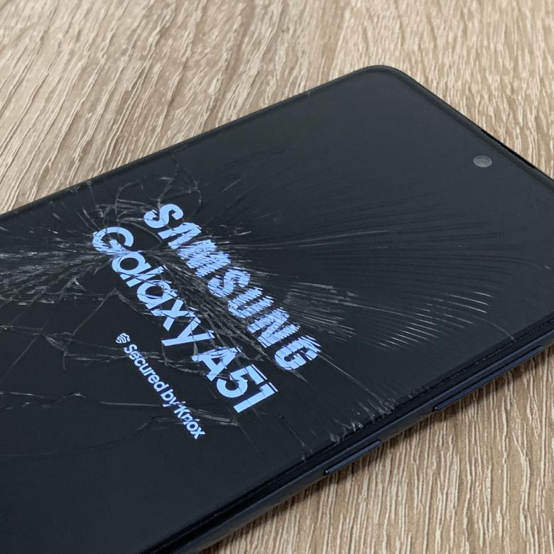 Samsung a51 - Glasbruch