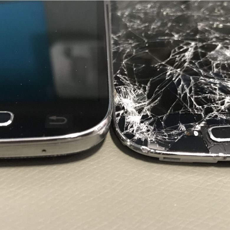 Samsung Galaxy S4 mini - Displayschaden