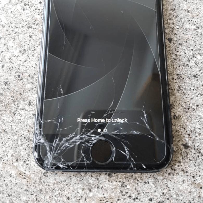 Apple iPhone 6 Glasbruch
