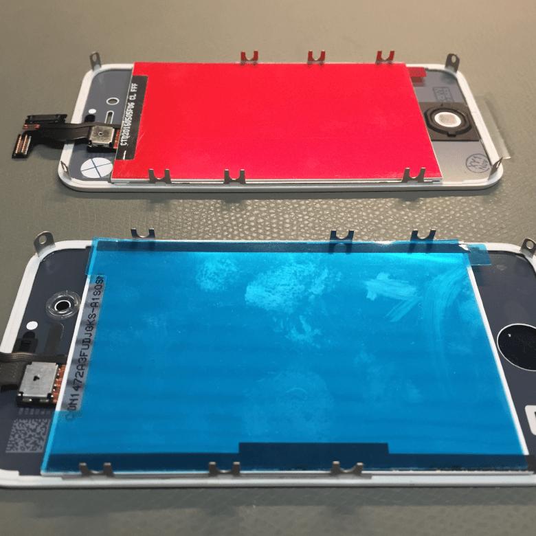 Apple - iPhone 4 und 4S - Display Modul