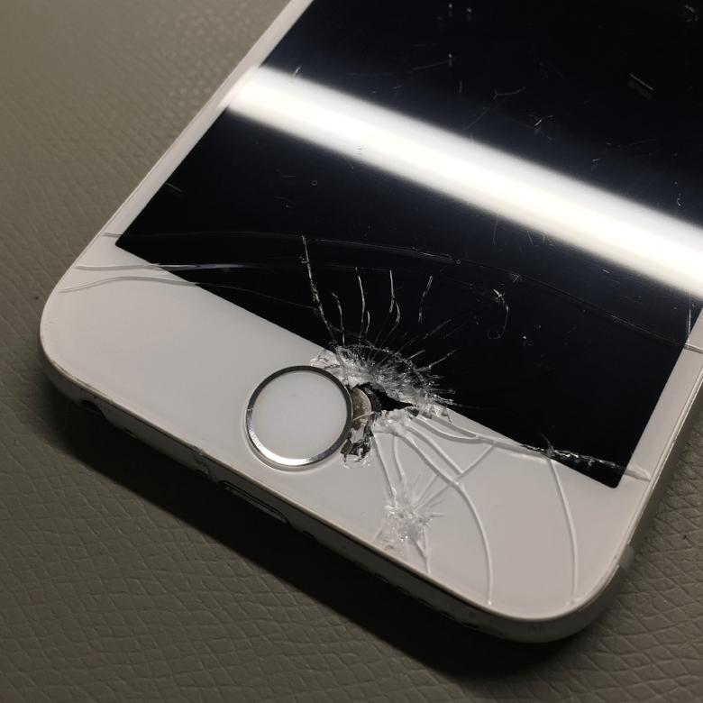 Apple iPhone 6S - Displayschaden
